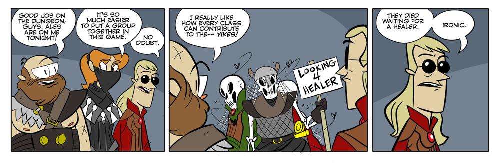 GW2 Comic