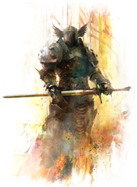 Warrior Guild Wars 2
