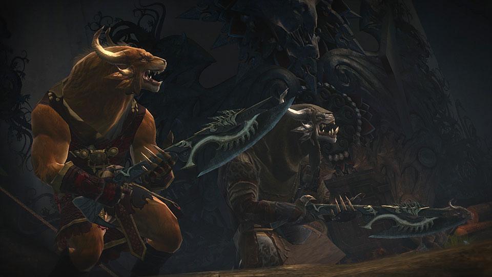 Charr Guild War