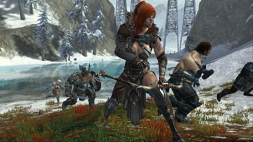 Norn Guild War