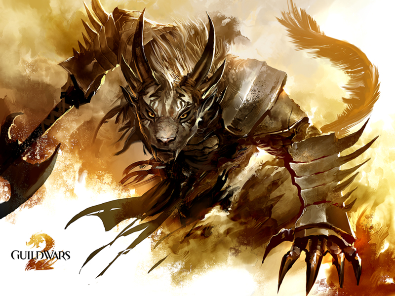 10 reasons to play Guild Wars 2 GW2Warrior02-800x600