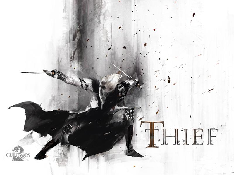Le Voleur GuildWars2_ThiefWallpaper02_800x600